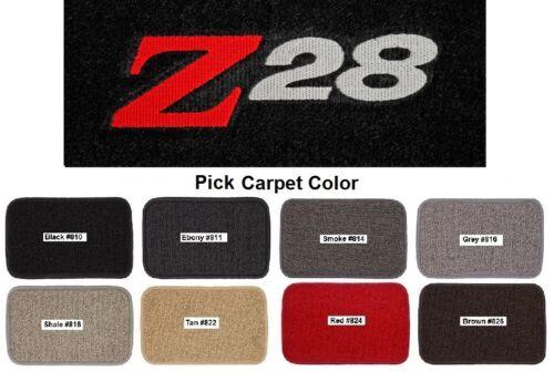 Lloyd Mats Camaro Z28 Classic Loop Front Floor Mats 1977-1978