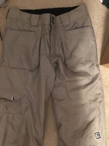 Rossignol-Snowboard-Ski-Pants-Men-039-s-Large