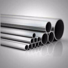 8mm OD 6mm ID 1mm Wall 250mm Long Titanium Tube Tubing TA2 99/% Purity