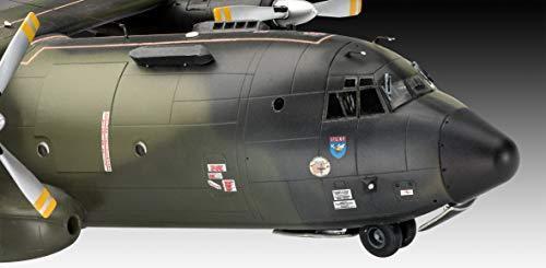 C-160 Transall  ELOKA  Plastic Kit Kit Kit 1 72 Model 03916 REVELL 095584