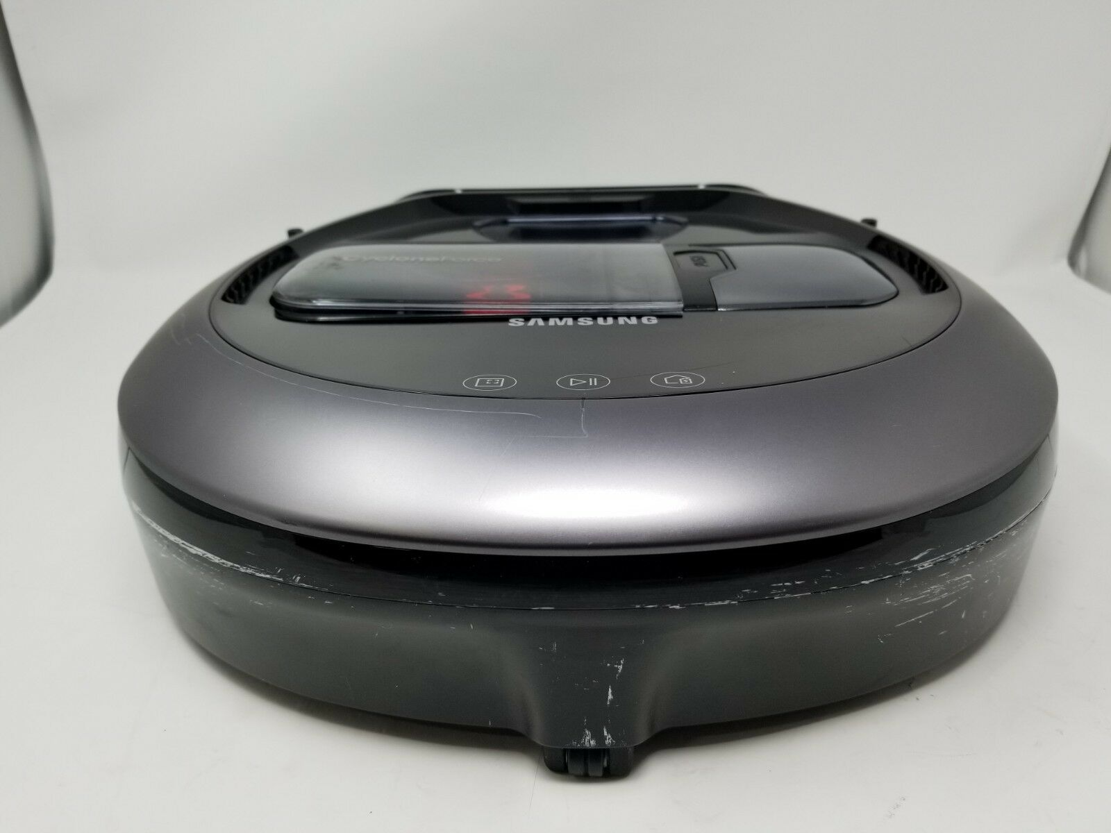 Samsung Powerbot R7040 Robot Vacuum with Edge Clean - Satin - Vacuum Only