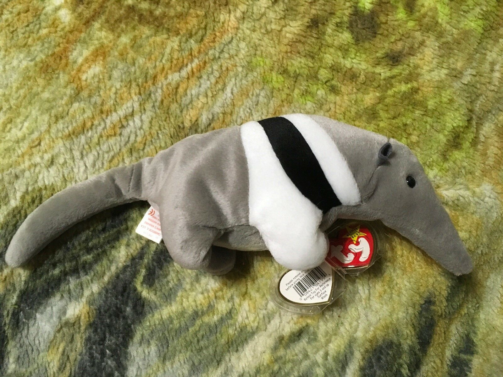 Ty Beanie Babies - - - Ants The Anteater - New With Tags - Date Discrepancy d13f0e