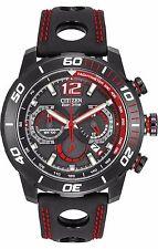 Citizen Eco-Drive Men's CA4085-08E Primo Stingray 620 Leather Strap Watch