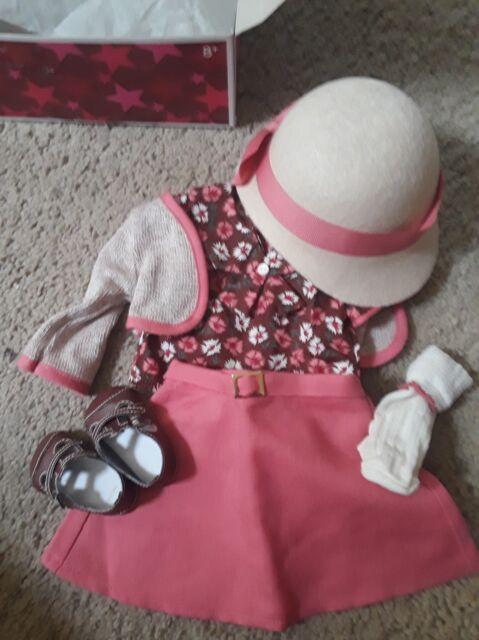 NEW American Girl Kits School Skirt Set - Retired!