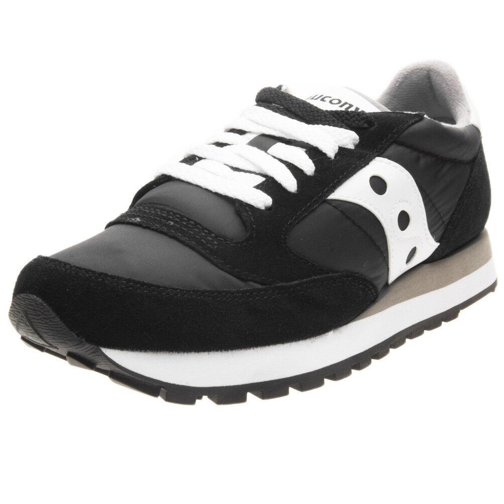 Schuhe Saucony Jazz Original Größe 45 S2044-449 Schwarz