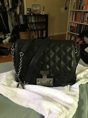 Authentic Marc Jacobs Leather  Quilted handbag. Perfect condition Never worn