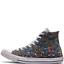 miniature 2 - Converse All Star Chaussures Hommes Chuck Taylor Hi Tatouage Italian Edition