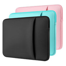Laptop Notebook Sleeve Case Bag Cover For MacBook Air/Pro 11/13/14/15 inch PC