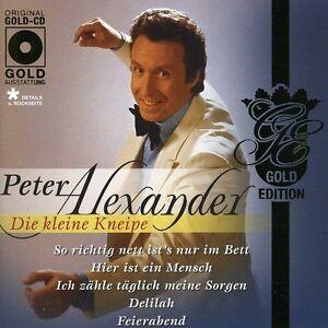 Peter-Alexander-Die-kleine-Kneipe-compilation-18-tracks-gold-edition-CD