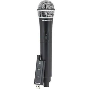 Samson XPD2 Handheld - USB Digital Wireless Microphone System