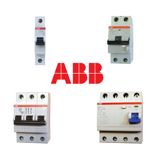 40A 0,03 Fehlerstromschutzschalter BJ ABB LS FI FI//LS 16A 1polig 3polig B16