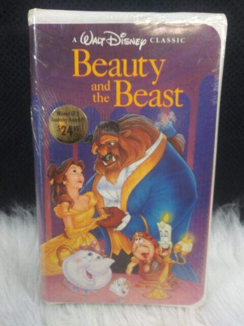 Walt Disney Beauty and the Beast (VHS)