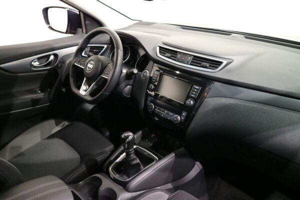 Nissan Qashqai 1,5 dCi 115 N-Connecta - billede 5