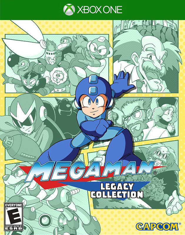 Xbox One Mega Man - Legacy Collection (brand new)