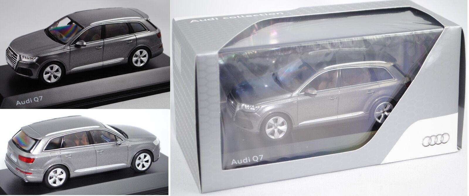Minimax 5011407633 Audi Q7 (Typ 4M, Modell 2015-), graphitgrey, 1 1 1 43, OVP 2cd90c