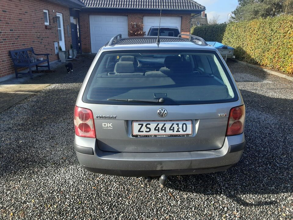 VW Passat, 1,9 TDi 100 Comfortline Variant, Diesel
