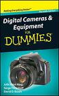 Digital Cameras and Equipment for Dummies: Portable Edition by David D Busch, Serge Timacheff, Julie Adair King (Paperback, 2009)