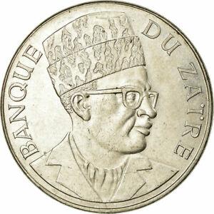 679121-Coin-Zaire-20-Makuta-1976-EF-40-45-Copper-nickel-KM-8