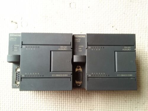 1pc SIEMENS CPU 211 6ES7211-0BA23-0XB0 PLC Module Tested