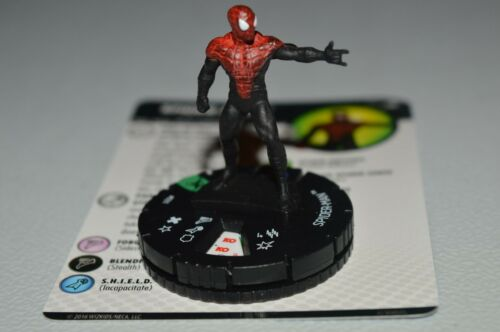 Marvel Heroclix Superior Foes of Spider-Man Spider-Man Uncommon 031