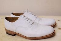 British navy white shoes size UK 11 M
