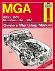 MGA Owner's Workshop Manual by Haynes Publishing Group (Paperback, 2013)
