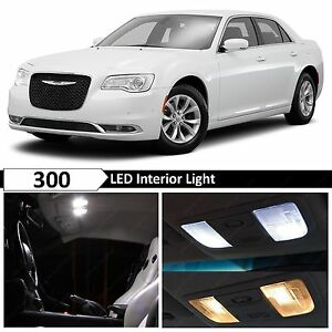 Image Is Loading 19x White Interior Led Lights Package Kit For