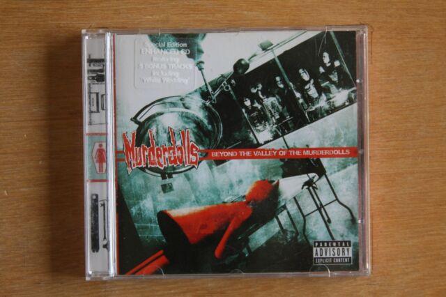 Murderdolls  – Beyond The Valley Of The Murderdolls  - CD  (Box C572)