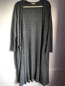 Heathered Lularoe Black Large Sarah Størrelse wUw0faq5