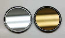 52mm REAL UV Anti-Reflective Coated Schott UG-11 glass UV photography Sun D