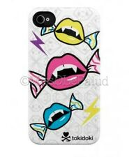 TOKIDOKI Snap Case for Apple Iphone 4 / 4S Kiss Lips