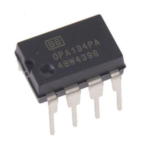 Texas Instruments OPA134PA Amplificador de Audio 8 MHz 8-Pin Pdip
