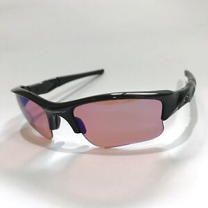 Oakley-Sunglasses-Flak-Jacket-XLJ-26-239-Polished-Black-G30-Iridium-COD-PayPal
