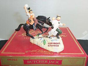 Britains 00263 Crimée Guerre Butcher Jack Russe En Métal Jouet Soldier Figure Set