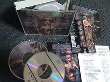 IRON MAIDEN /the x factor /JAPAN LTD 2CD OBI book