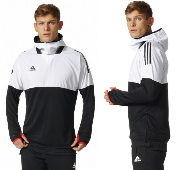adidas Men's Training Climaheat Hoodie Jacket AZ1287 Unity
