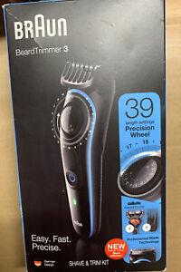 Braun Beard Trimmer BT3240, Cordless Hair Clipper+Gillette ProGlide Razor