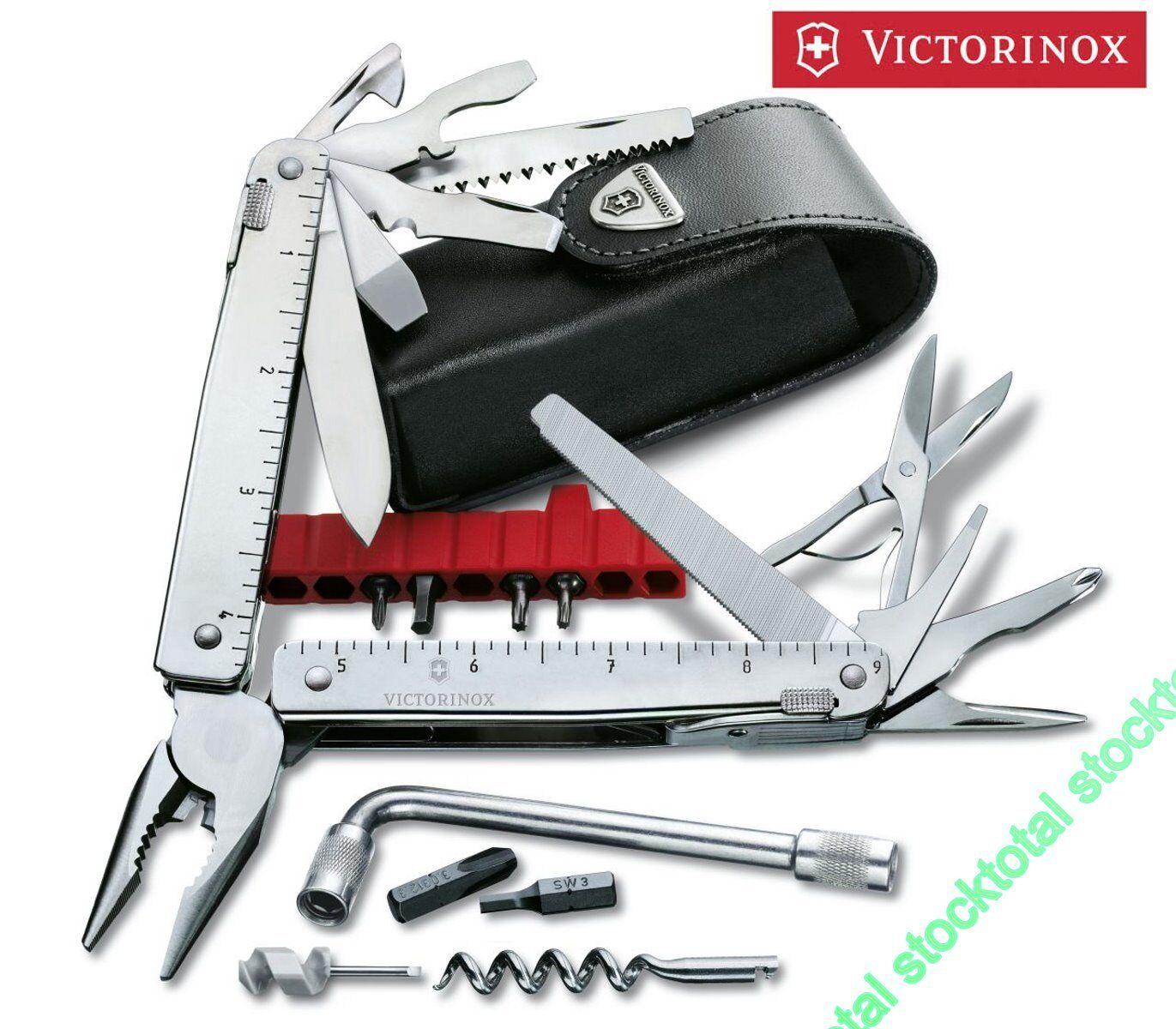 VICTORINOX NAVAJA SWISSTOOL X PLUS 39 FUNCIONES 3.0338.L