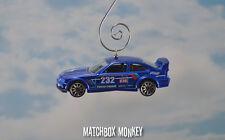 1994 BMW M3 GTR Christmas Ornament 1/64 Adorno Racing E30 NEW M-3 M