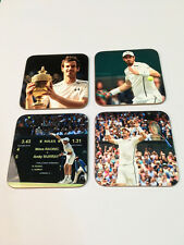 Andy Murray Wimbledon 2016 Champion UNTERSETZER SET
