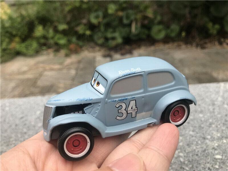 LOOSE Vintage Disney Store Pixar Cars 2 3 1:43 Diecast Vehicles
