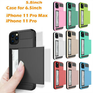 Wallet-Phone-Case-For-iPhone-11-Pro-11-Pro-Max-Credit-Card-Slot-Holder-Cover-US