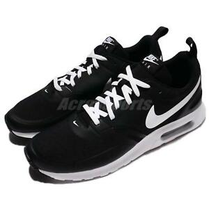 a27da61ed3826 Nike Air Max Vision Black White Men Running Shoes Sneakers Trainers ...