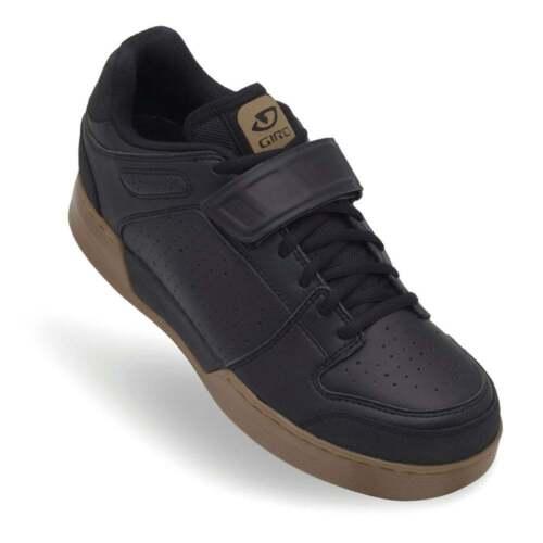 Cm Giro Chamber SPD Homme Vélo De Montagne Chaussures Noir//Gomme