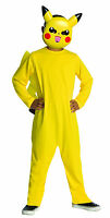 Kids Pikachu Costume Pokemon Size Large 12-14