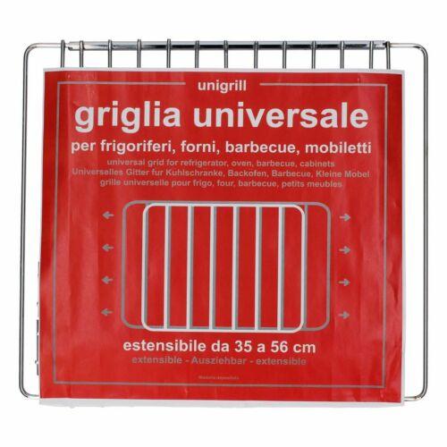 Backofenrost Grillgitter verstellbar Universal AEG 902979222 auch Balay Pitsos