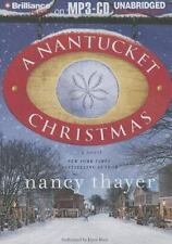A Nantucket Christmas by Nancy Thayer (2013, MP3 CD, Unabridged)