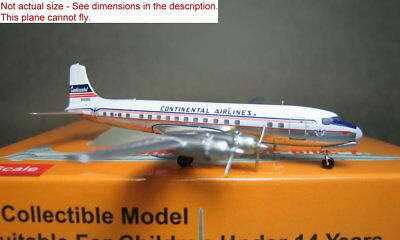 Aeroclassics ACEPAEV Iran Air Douglas DC-6 EP-AEV Diecast 1//400 Model Airplane