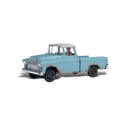 "/""AutoScenes/"" 1:160 Scale Woodland Scenics N #5332 Pickem/' Up Truck"