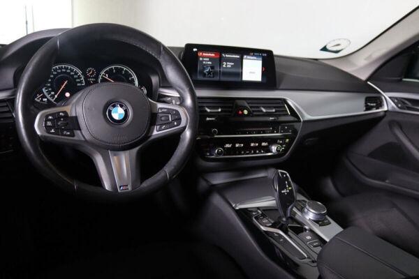 BMW 520d 2,0 Touring billede 6
